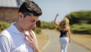 Tri varovné signály, že randíte so nesprávnym mužom